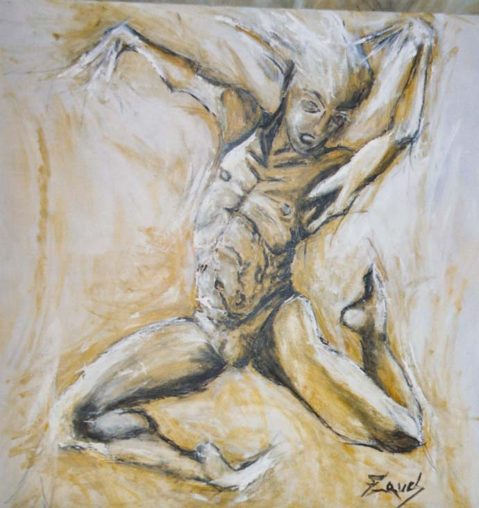Eques Artiste peintre,